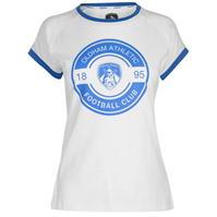 Tricou Team Athletic fotbal Club Slogan