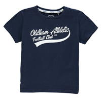 Tricou Team Oldham Athletic clasic baietei