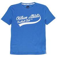 Tricou Team Oldham Athletic clasic pentru copii