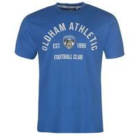 Tricou Team Oldham Athletic Est pentru Barbati