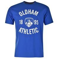 Tricou Team Oldham Crew pentru Barbati