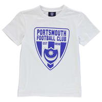 Tricou Team Pompey imprimeu Graphic pentru baietei