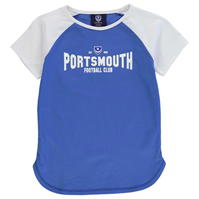Tricou Team Pompey imprimeu Graphic pentru fetite