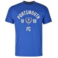 Tricou Team Portsmouth Crew pentru Barbati