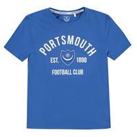 Tricou Team Portsmouth Est pentru baietei