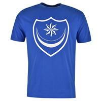 Tricou Team Portsmouth Large Crest pentru baietei