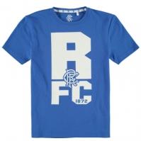 Tricou Team Rangers Crest pentru baietei