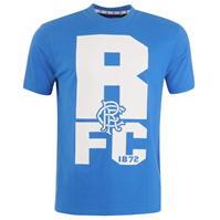 Tricou Team Rangers Crest pentru Barbati