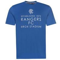 Tricou Team Rangers Est pentru Barbati