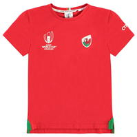 Tricou Rugby Cupa Mondiala 2019 Team bumbac pentru baietei