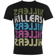 Tricou Official The Killers pentru Barbati