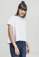 Tricou tip helanca pentru Femei alb Urban Classics