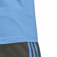 Tricou Tricou Adidas Essentials Plain barbati albastru FJ5431