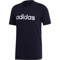 Mergi la Tricou Adidas M imprimeu Graphic Linear 3 , bleumarin EI4600 pentru barbati