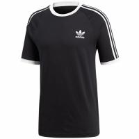 Mergi la Tricou barbati Adidas 3 Stripes negru CW1202