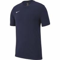 Tricou barbati Nike M TM Club 19 SS bleumarin AJ1504 451