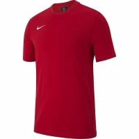 Tricou barbati Nike M TM Club 19 SS rosu AJ1504 657