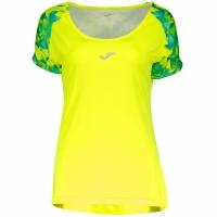 Tricou Joma Tropical galben 900293.060 femei