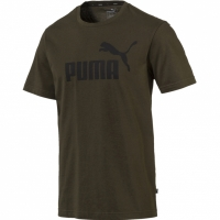 Tricou Puma barbati kaki 853400 15