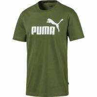 Tricou Puma barbati verde 853400 33
