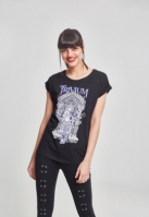 Tricou Trivium Durga pentru Femei negru Merchcode