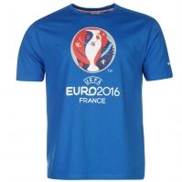 Tricou UEFA EURO 2016 Nations pentru Barbati