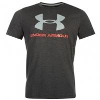 Tricou cu imprimeu Under Armour Sportstyle pentru Barbati