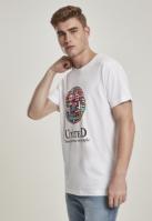 Tricou United World alb Mister Tee