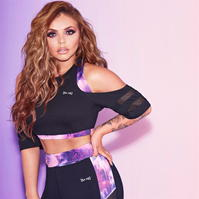 Tricou USA Pro Little Mix Jesy Cold Shoulder pentru Femei