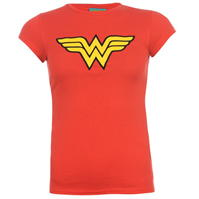 Tricou DC Comics Wonder pentru Femei