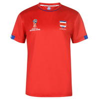 Tricou FIFA Cupa Mondiala 2018 Rusia Costa Rica Poly pentru Barbati