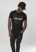 Tricou Wu-Wear C.R.E.A.M. negru