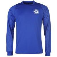 Tricouri antrenament adidas Chelsea EU pentru Barbati