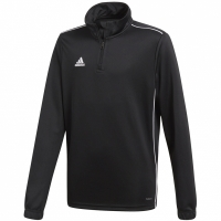 Tricouri antrenament Adidas Core 18 negru. CE9028 copii