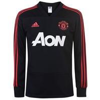 Tricouri antrenament adidas Manchester United 2018 2019 pentru Barbati