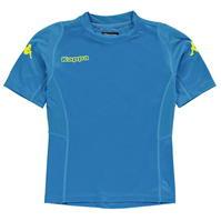 Tricouri antrenament Kappa Premier pentru baietei