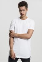 Tricouri barbati simple lungi alb murdar Urban Classics