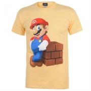 Tricouri cu imprimeu Official Nintendo pentru Barbati