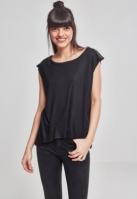 Tricou cu fermoar pe umeri pentru Femei Urban Classics