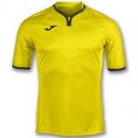Tricouri Joma T- galben-negru cu maneca scurta