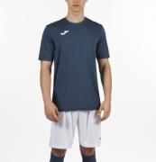 Tricouri Joma T- Combi bleumarin cu maneca scurta