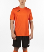 Tricouri Joma T- Combi Orange cu maneca scurta