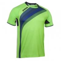 Mergi la Tricouri Joma T- alergare Fluor verde cu maneca scurta