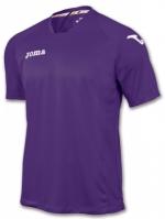 Tricouri Joma T- Fit One Purple cu maneca scurta