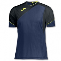 Mergi la Tricouri Joma T- Granada albastru-negru cu maneca scurta