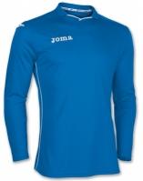 Tricouri Joma T- Rival Royal cu maneca lunga