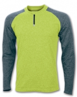 Tricouri Joma T- Skin verde-negru cu maneca scurta