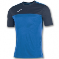 Tricouri Joma T- Winner Royal-bleumarin cu maneca scurta