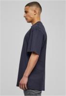 Tricouri lungi simple barbati bleumarin Urban Classics