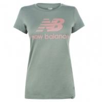 Tricouri New Balance Essential pentru Femei